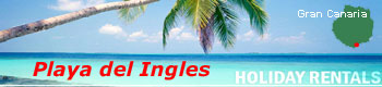 Playa del Ingles Holiday Rentals